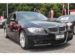 BMW 3シリーズツーリング 325i Mスポーツパッケージ 1オナ パノラマR HID HDD TV Bカメ 2.5L直6