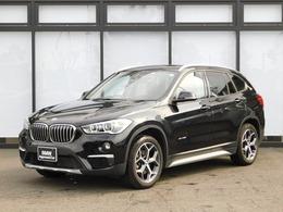 BMW X1 xドライブ 18d xライン 4WD コンフォートP前ドラレコADセーフティP