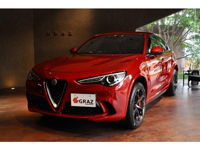 イタリア車ならではの雰囲気と言いましょうか、なかなか他のメーカーでは出せない雰囲気を醸し出します。