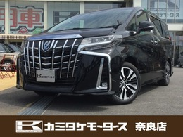 トヨタ アルファード 2.5 S Cパッケージ ツインムーンルーフ・キーフリー