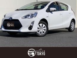 トヨタ アクア 1.5 L 禁煙車/ナビ/ビルトインETC/キーレス