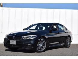 BMW 5シリーズ 530i Mスポーツ 黒革 ヘッドアップD 全周囲カメラ Dアシ