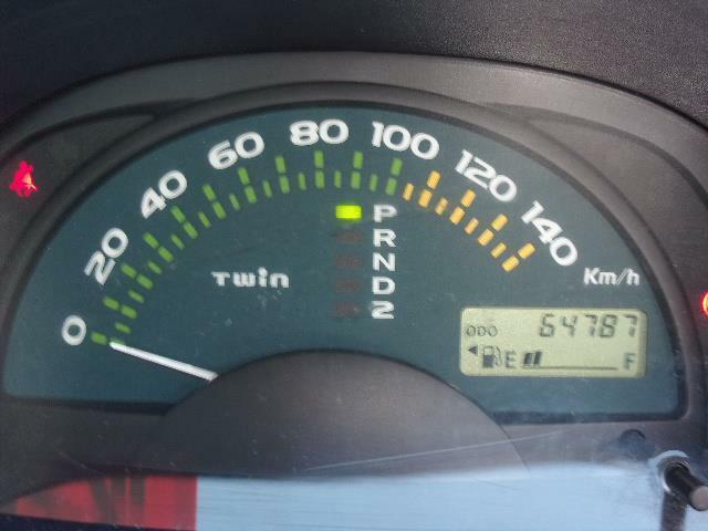 走行 64,787 kmです。