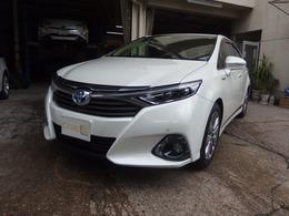 トヨタ SAI 2.4 G コンビハンドル純正ナビTV