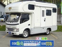 トヨタ カムロード グローバル キング FFヒーター ソーラー インバーター