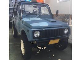 スズキ ジムニー 660 HA 4WD JA11V改 バンカット 前後社外バンパー