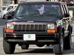 ジープ チェロキー スポーツ 4WD /車検受渡