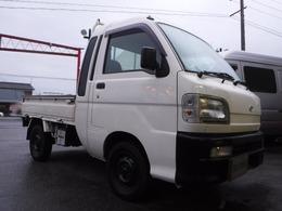 ダイハツ ハイゼットトラック T 4WD ジャンボ(5速・AC・PS付)