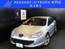 プジョー クーペ407 2.9 Peugeot&Citroenプロショップ