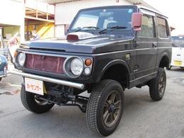 スズキ ジムニー 660 XL 4WD 3inリフトアップ エンジン/ターボリビルト