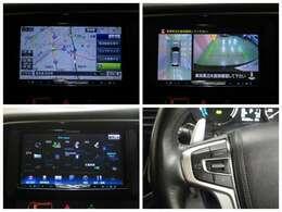 パイオニア製HDDサイバーナビ(AVIC-ZH0009)装備!マルチアラウンドモニター付で駐車時に安心をプラス!