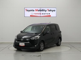 トヨタ シエンタ 1.5 G 車検整備付 両側電動ドア SDナビ 7人乗り