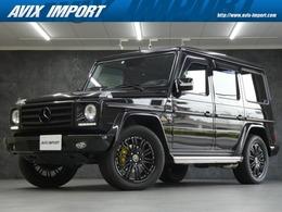 メルセデス・ベンツ Gクラス G500 ロング 4WD 08yNEWインテリア黒革 SR HDDナビ TV 後席M