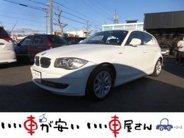 BMW 1シリーズ 116i 禁煙 スマキー HDD フルセグ ETC