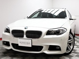 BMW 5シリーズツーリング 535i Mスポーツパッケージ 黒革 サンルーフ インテリキー