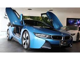 BMW i8 ベースモデル HALOインテリア レーダー探知機 スペアキー