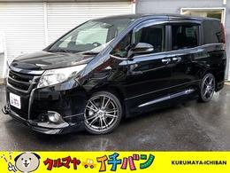 トヨタ エスクァイア 2.0 Gi 4WD 夏冬タイヤ付 サビ少 ナビTV Bカメラ DVD