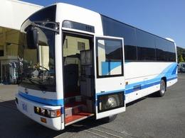 国産車その他 ニッサンディーゼル スペースランナー 34人乗りバス デラックス観光仕様 自動スイング扉 総輪エアサス