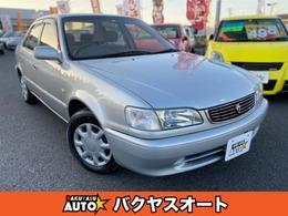 トヨタ カローラ 1.5 SEサルーン リビエール 5速マニュアル ABS