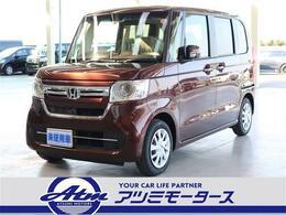 ホンダ N-BOX 660 L 未使用車・軽減B・Sヒーター