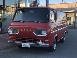 フォード エコノライン カーゴ ロング ストレート6