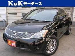 日産 ムラーノ 3.5 350XV FOUR 4WD 清掃除菌済 スマートキー ETC 純正ナビ