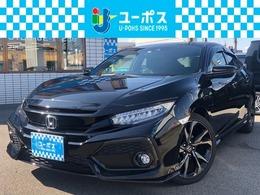 ホンダ シビック 1.5 Honda SENSING 純正インタ-ナビ LED