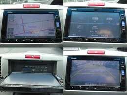 Gathersナビ(VXM-165VFi):地デジ、音楽録音、CD・DVD、Bluetooth等対応