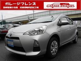 トヨタ アクア 1.5 L 車検整備付 ETC アイドリングストップ