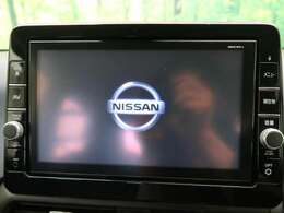 【日産純正ナビ】CD・DVD再生可能!フルセグつきで高画質TV視聴が可能です♪