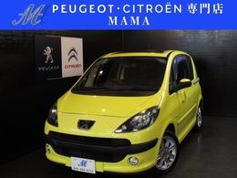 プジョー 1007 1.6 Peugeot&Citroenプロショップ電動スライド