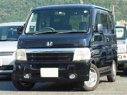 ホンダ バモス 660 L ターボ 4WD タイミングベルト交換済