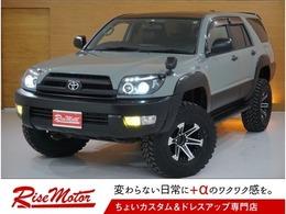 トヨタ ハイラックスサーフ 2.7 SSR-X アメリカンバージョン 4WD 本州仕入/1オーナー/MKW/リフトアップ