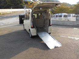 ホンダ N-BOX+ 660 G Lパッケージ 車いす仕様車 車椅子スローパー純正CDRカメラ付
