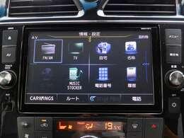 MM514D-Lナビ(SD方式):CD・DVD・Bluetooth再生機能付なので、好きな音楽を聴きながら楽しいドライブガ可能です♪またフルセグTVチュ-ナ-内蔵ですので高画質にてTVの視聴も可能です!
