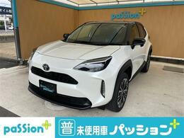 トヨタ ヤリスクロス 1.5 Z 新車未登録 ディスプレイ バックカメラ