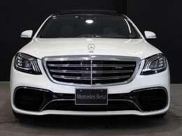 品川ショールームに「メルセデスAMG S63 セダン」が入庫致しました。外装色は有償のダイヤモンドホワイト。