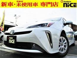トヨタ プリウス 1.8 S セーフティ プラスII 新車・デイライト・BSM・AC100V・ナノイー
