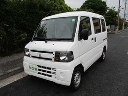三菱 ミニキャブバン 660 CL ハイルーフ オートマ ナビ CL