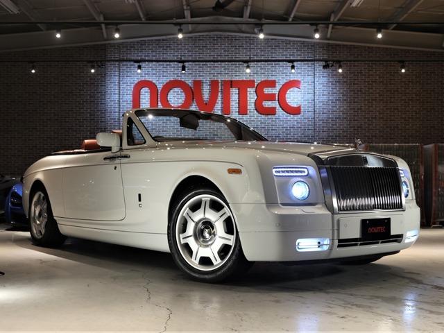 この度は弊社のRolls-Royce Phantomドロップヘッドクーペをご覧頂き、誠にありがとうございます。