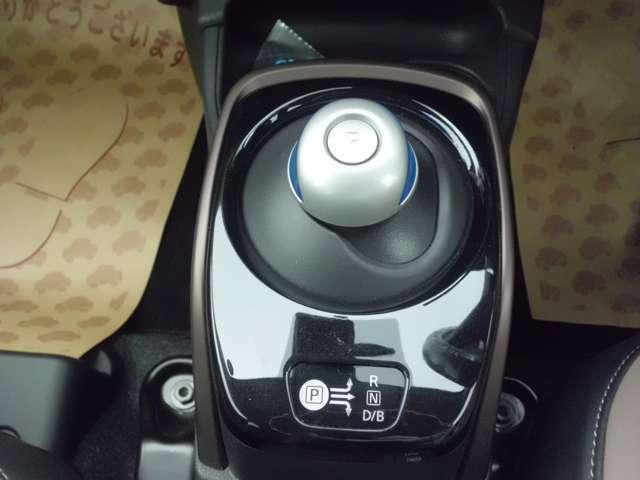 3つの走行モードを選べるE-POWERDrive