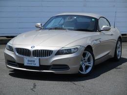 BMW Z4 sドライブ 35i 禁煙車 ベージュレザーシートヒーター 17AW