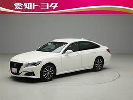 トヨタ クラウン S Cパッケージ トヨタ認定中古車 当社試乗車