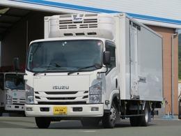 いすゞ エルフ 3t ワイド超ロング 冷蔵・冷凍車 内寸-長530x幅198x高189