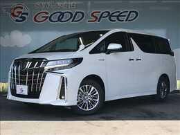 トヨタ アルファード ハイブリッド 2.5 SR Cパッケージ 4WD サンルーフ クリアランスソナー 3眼LEDヘ