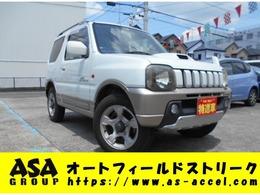 スズキ ジムニー 660 ランドベンチャー 4WD シートヒーター ハーフ革シート