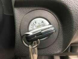 【キーレスエントリー】ドアの開閉もボタンひとつで楽々ですよ♪