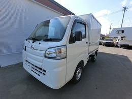 ダイハツ ハイゼットトラック 660 スタンダード SAIIIt 3方開 4WD 移動販売車 発電機 サブBT搭載