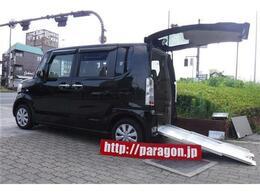 ホンダ N-BOX+ 660 G Lパッケージ 車いす仕様車 ナビTVBカメラETC