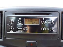 ダイハツ純正CD/ステレオ付き!最新モデルのカーナビ・オーディオの取付も承ります!
